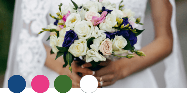 Spring Wedding Colors 2018.Spring Wedding Color Trends 2018 Rio Roses