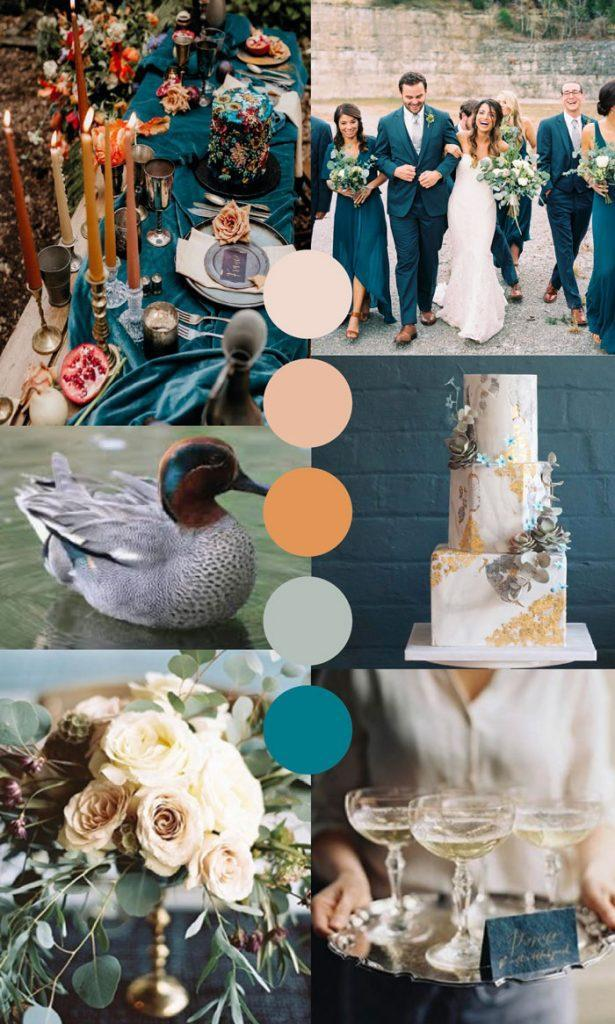 Biggest Wedding Color Trends For Rio Roses